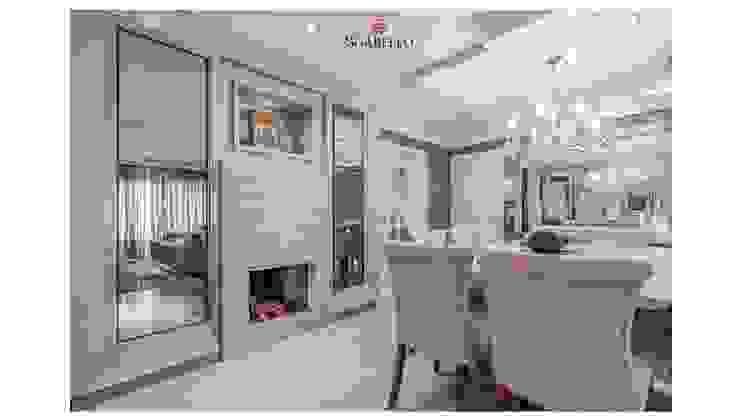 Sgabello Interiores Living roomFireplaces & accessories Beige