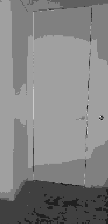 Carpintería área 59 Mediterranean style clinics Engineered Wood White