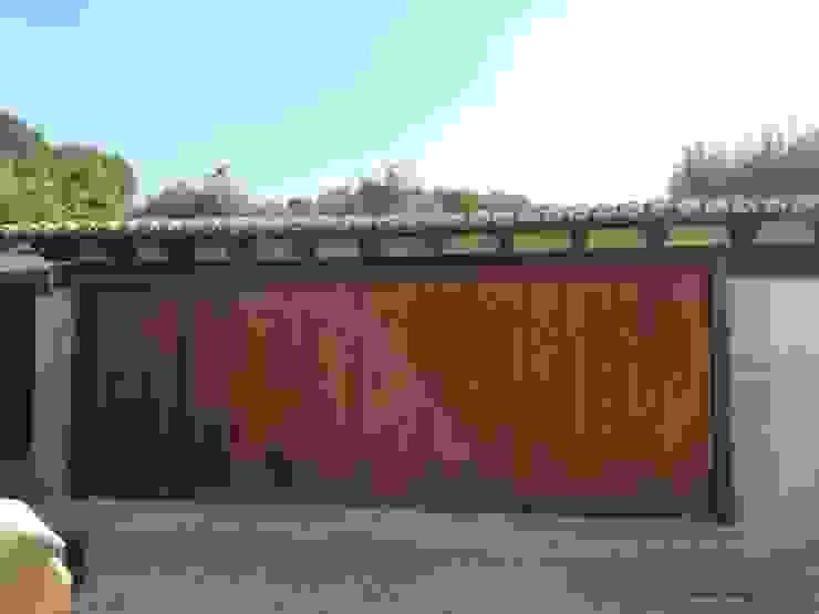 Carpintería área 59 Commercial Spaces Solid Wood Wood effect