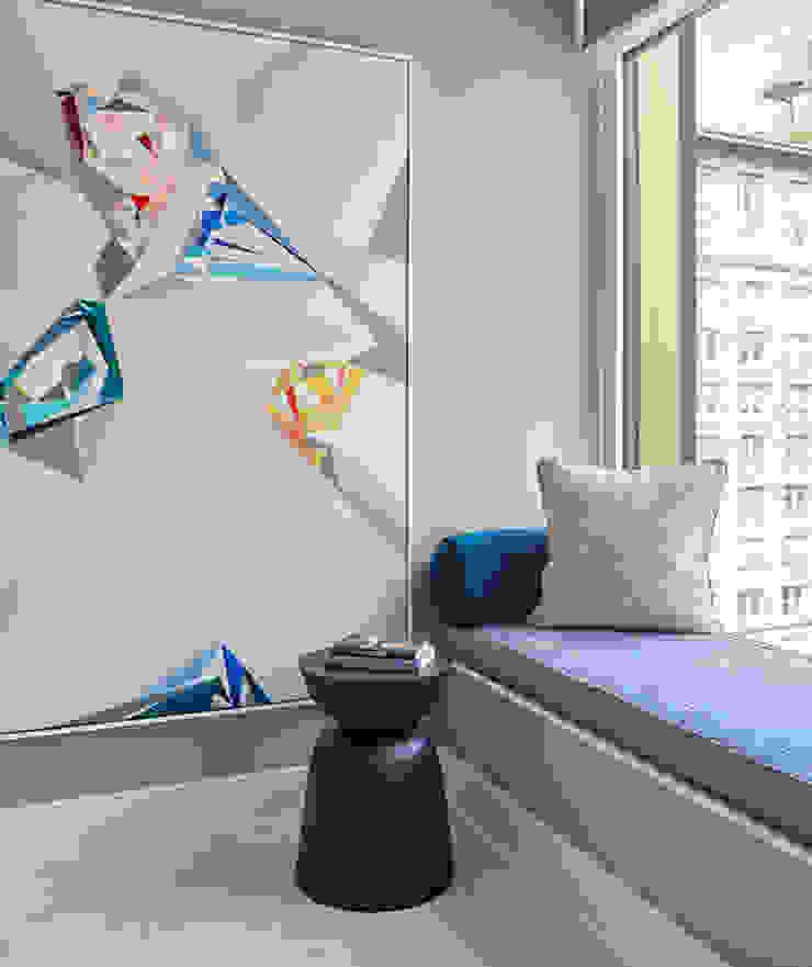 Darci Hether New York Koridor & Tangga Modern