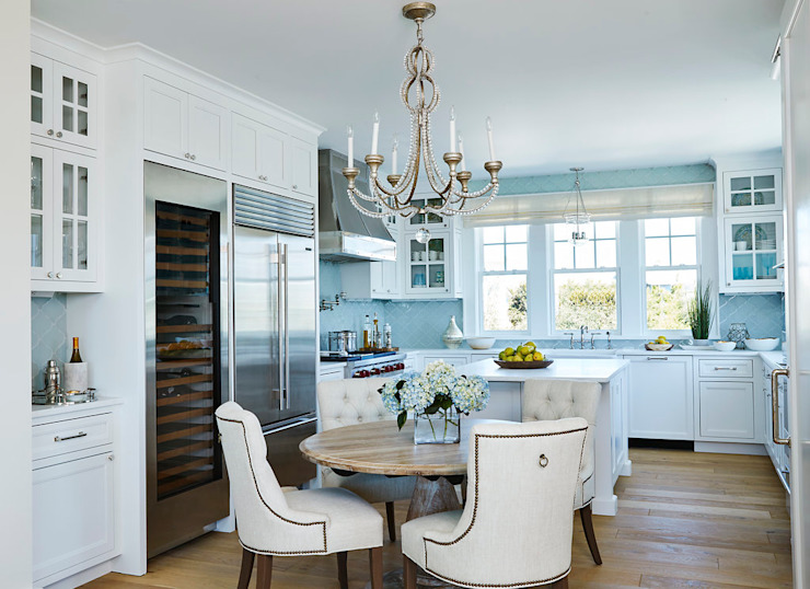 Watersound beach new construction with gulf and lake views Darci Hether New York Modern Kitchen