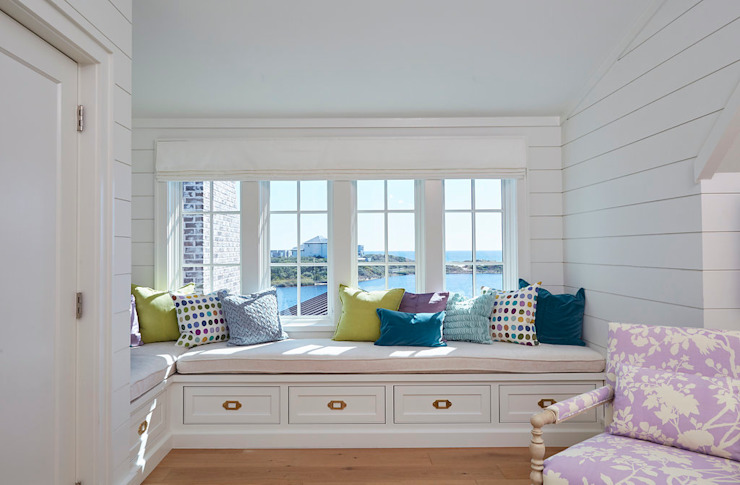 Watersound beach new construction with gulf and lake views Darci Hether New York Modern Living Room