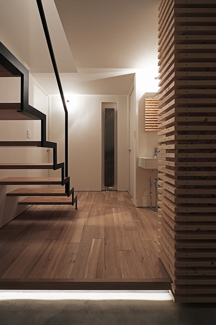一級建築士事務所 Atelier Casa Stairs Iron/Steel Black