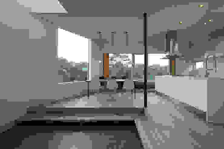一級建築士事務所 Atelier Casa Living room Wood