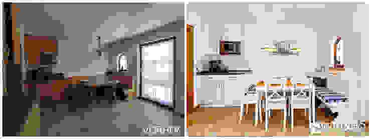 VISUAL BUHO Homestaging & Redesign Cocinas de estilo clásico