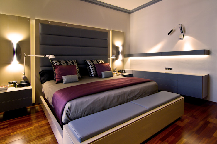 MANUEL TORRES DESIGN Camera da letto moderna