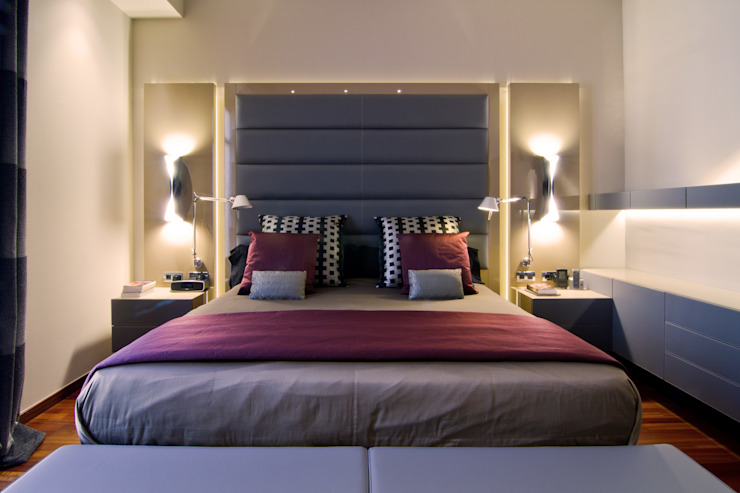 MANUEL TORRES DESIGN Modern Bedroom