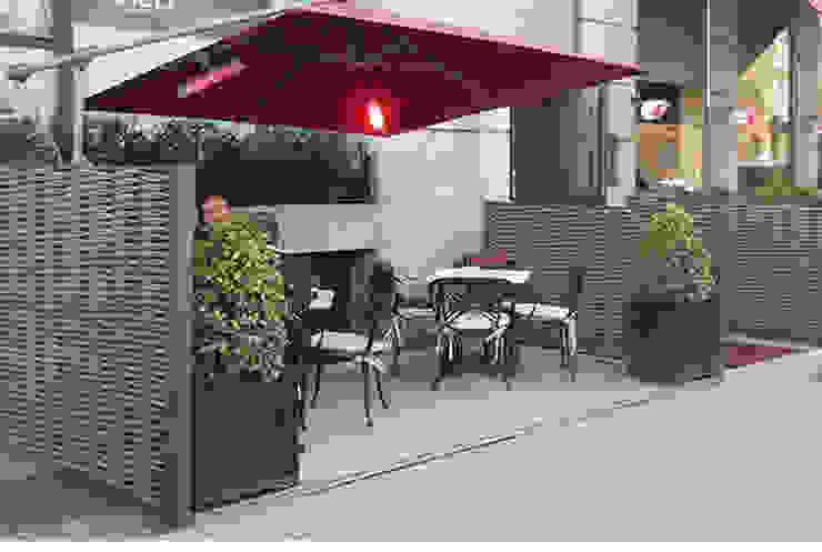 Exclusieve tuinproducten Bars & clubs Engineered Wood Grey