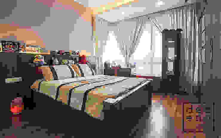 BEDROOM AREA Dezeno Sdn Bhd Classic style bedroom White
