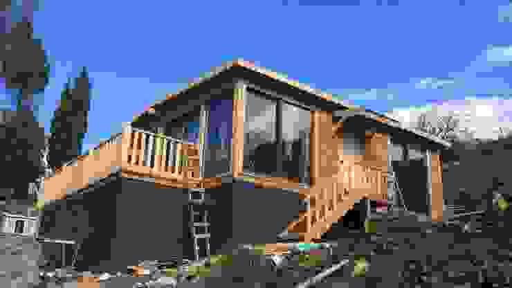 WOODEN HOUSE SİSNELİ AHŞAP EV - AĞAÇ EV - KÜTÜK EV - BUNGALOV -KAMELYA Wooden houses