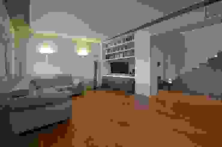 Salotto Yome - your tailored home Soggiorno moderno