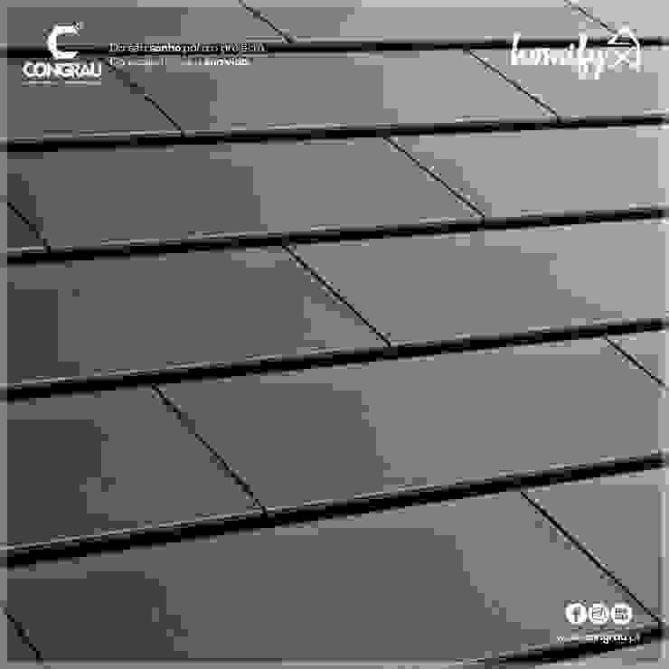 7. Telha fotovoltaica: Congrau Engenharia