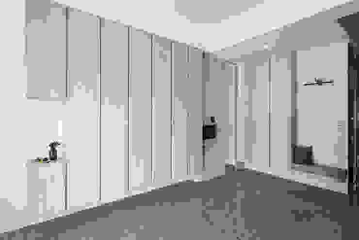 SING萬寶隆空間設計 Koridor & Tangga Modern