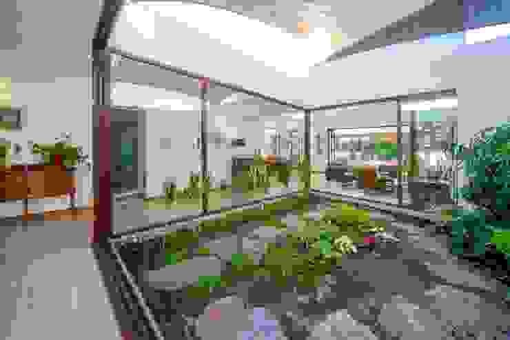 m2 estudio arquitectos - Santiago Zen garden