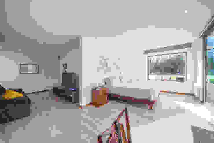 m2 estudio arquitectos - Santiago Small bedroom