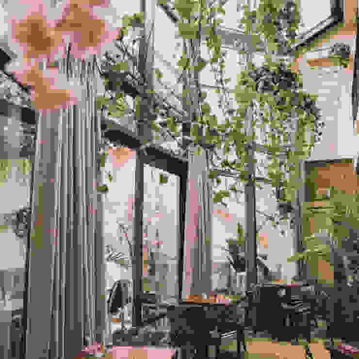 Artificial Plant Trees Boutique Sunwing Industries Ltd Espaces commerciaux modernes Plastique Vert
