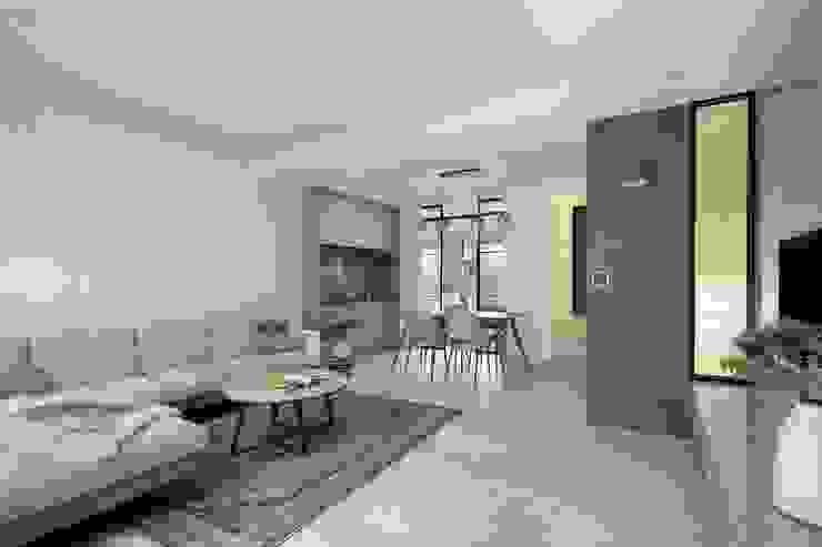 廚房拉門 禾廊室內設計 Living room