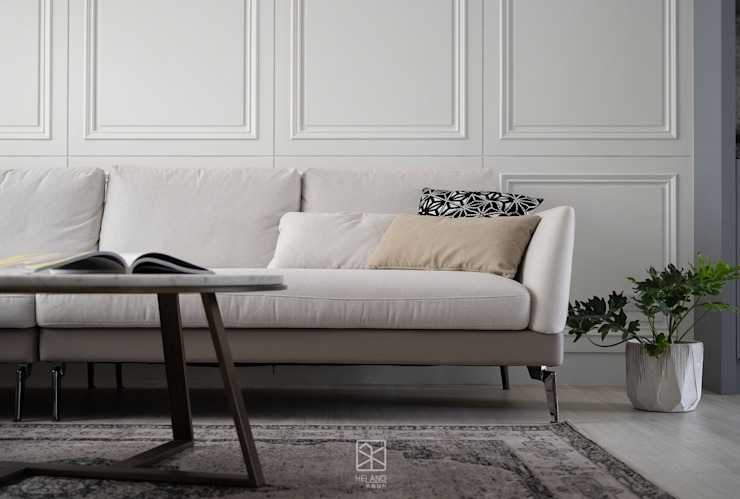細節 禾廊室內設計 Living room