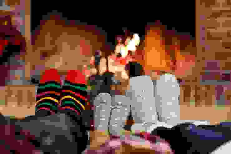 Frio frio!! Tu chimenea es #FengShui Eva Mª Galera Salas/RecibidoresAccesorios y decoración