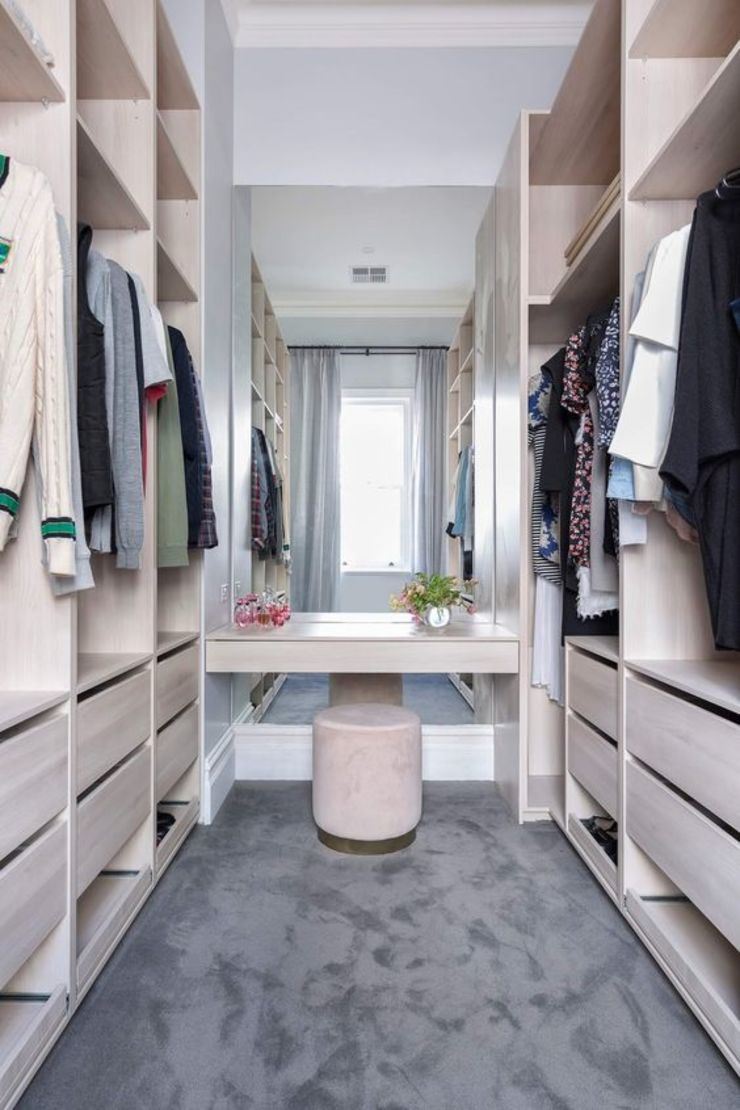THANH TUNG - HOMIFY Modern dressing room