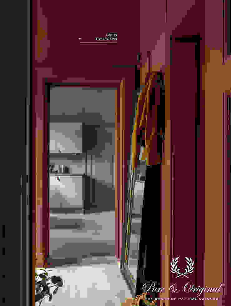 Pure & Original Couloir, entrée, escaliers originaux