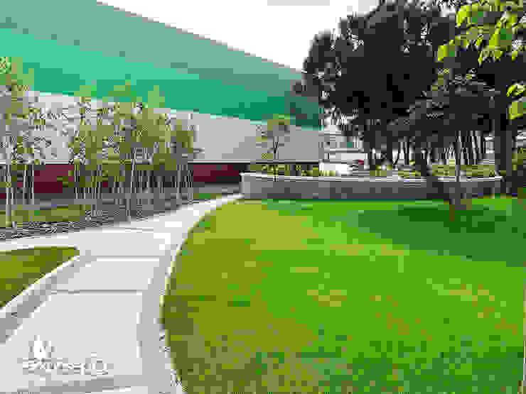 AKSA AKRİLİK KİMYA SANAYİ AMFİ TİYATRO ALANI Projelendirme& Uygulama konseptDE Peyzaj Fidancılık Tic. Ltd. Şti. Klasik Bahçe
