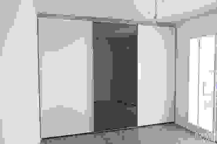 Rampon Bros. Minimalist bedroom White