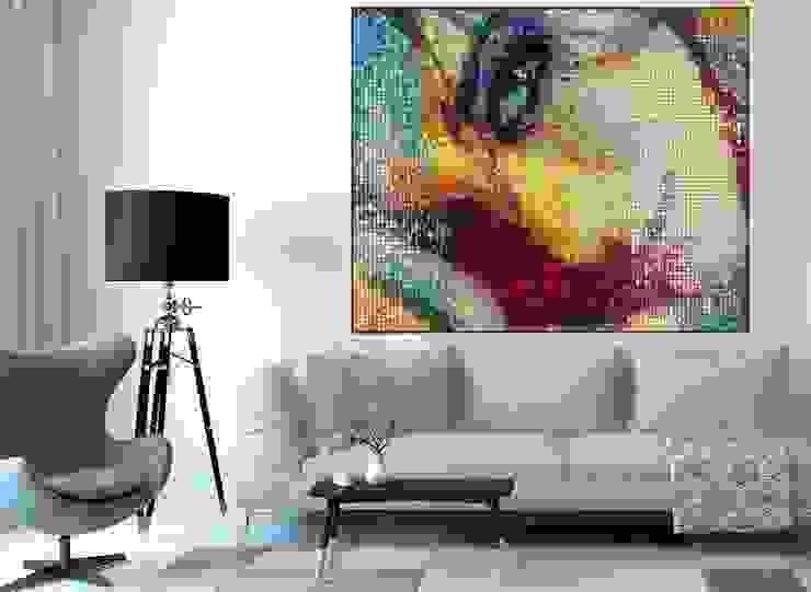 Aquacolors / Moretti A&D 室內景觀 玻璃