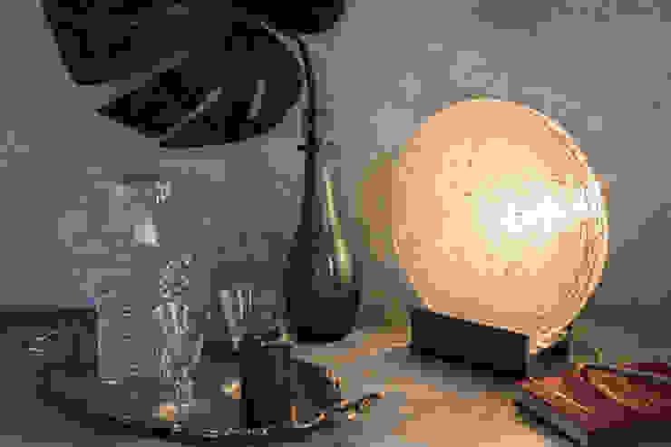 Alone 0116-Mojito lampada da tavolo di design ecosostenibile dixpari Negozi & Locali commerciali in stile industrial