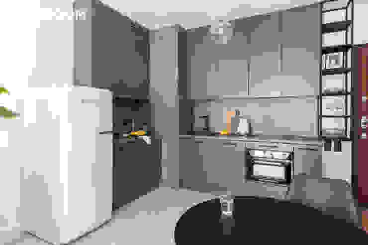 Pracownia Architektury Wnętrz Decoroom Dapur Modern