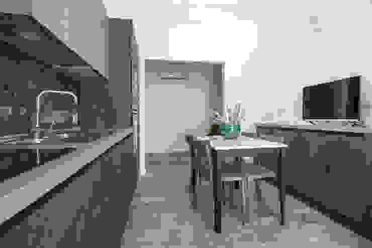 Facile Ristrutturare Cocinas de estilo minimalista