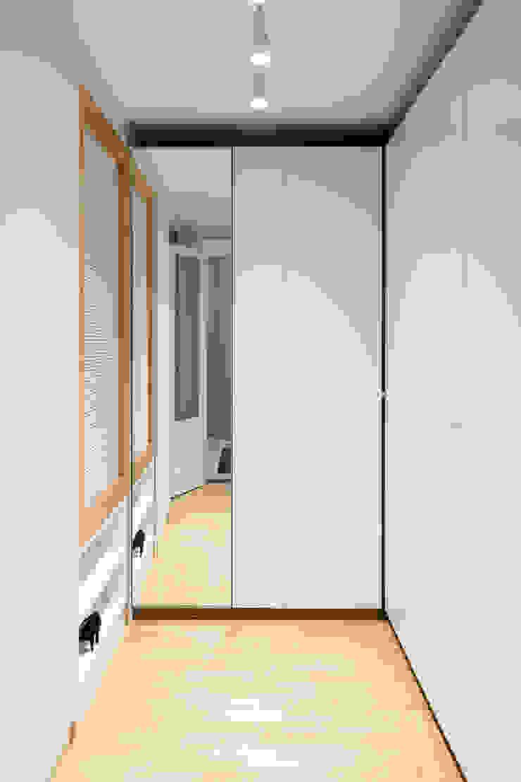 La cabina armadio PLUS ULTRA studio Spogliatoio eclettico