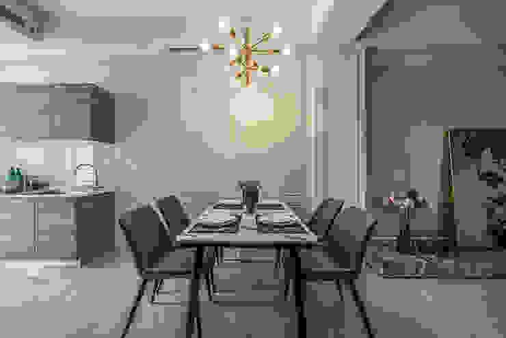 SING萬寶隆空間設計 Ruang Makan Klasik
