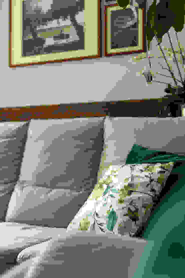 IDEALS . Marta Jaślan Interiors Living room
