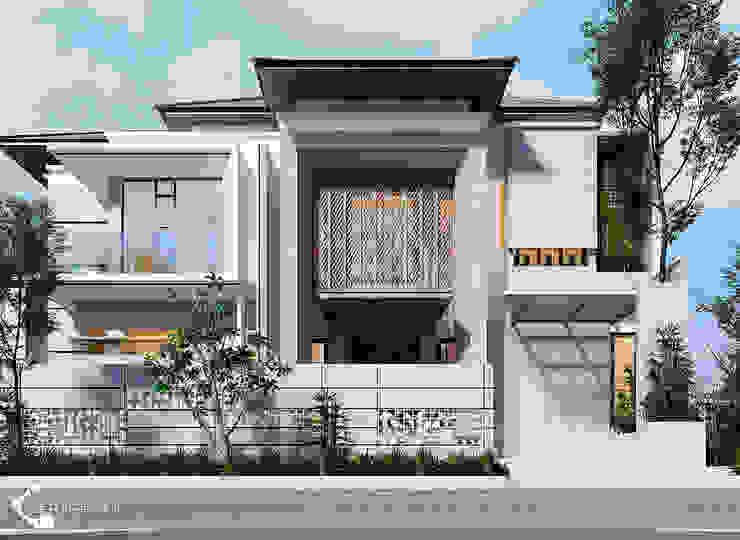 VECTOR41 Minimalist house