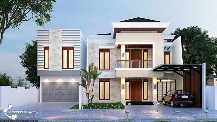 VECTOR41 Detached home