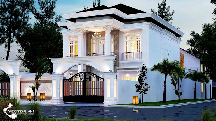 VECTOR41 Villa