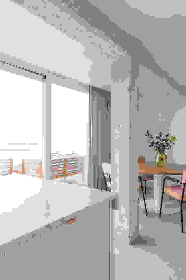 Plantea Estudio Salle à manger scandinave