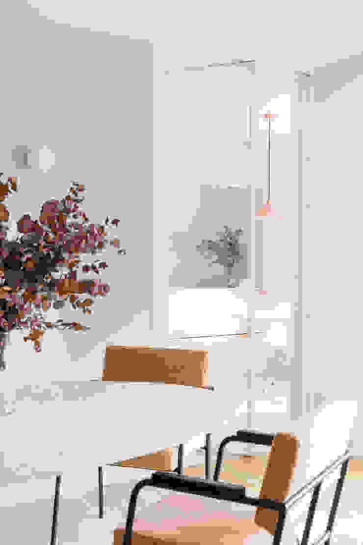 Plantea Estudio Ruang Makan Gaya Skandinavia