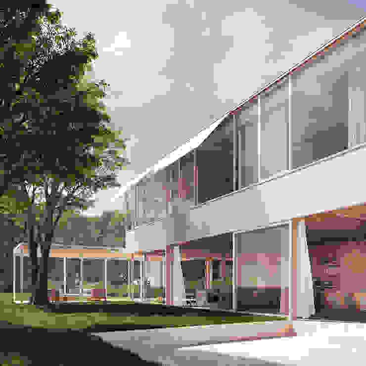 Plantea Estudio Rumah tinggal