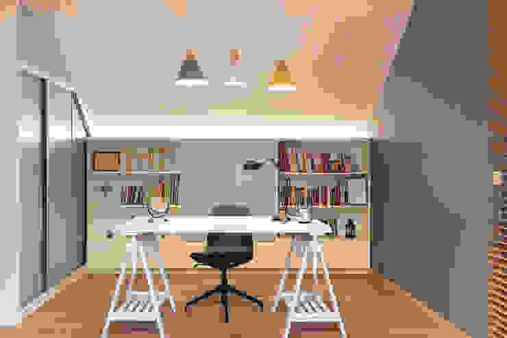 Studio4Design Study/office Wood White