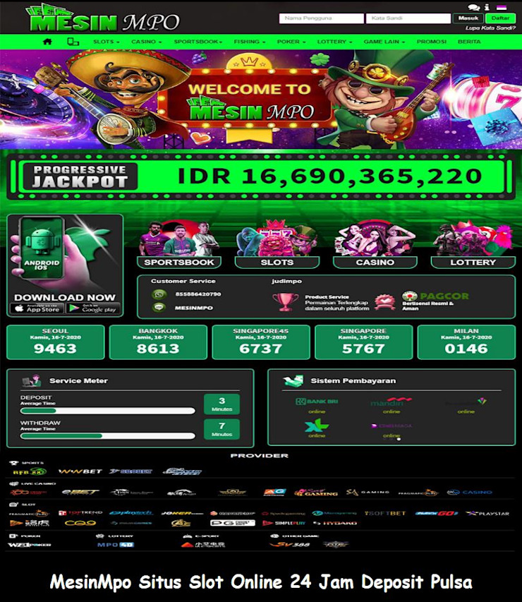 Daftar Agen Judi Slot Pragmatic Play Termurah Indonesia Mesinmpo Homify