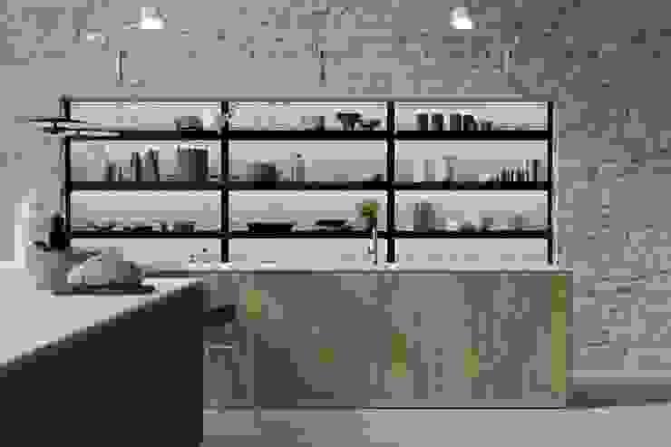 Mandarò cucine Built-in kitchens Wood White