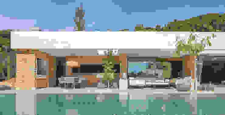 dom arquitectura 泳池