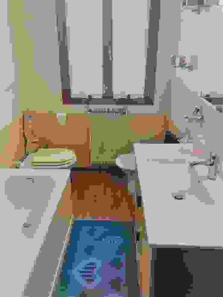 Agenzia Studio Quinto Modern bathroom