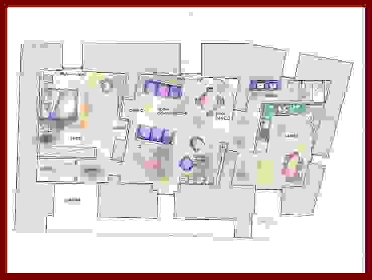 ANLAGE Lösung-B architetto Manfredi Kleines Haus