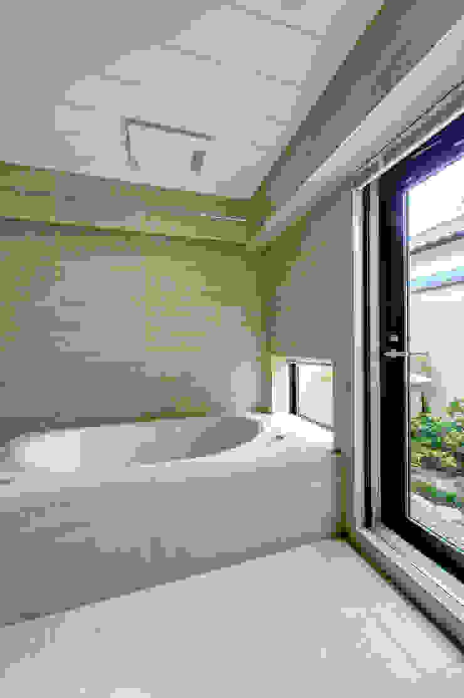 TERAJIMA ARCHITECTS/テラジマアーキテクツ Ванна кімната