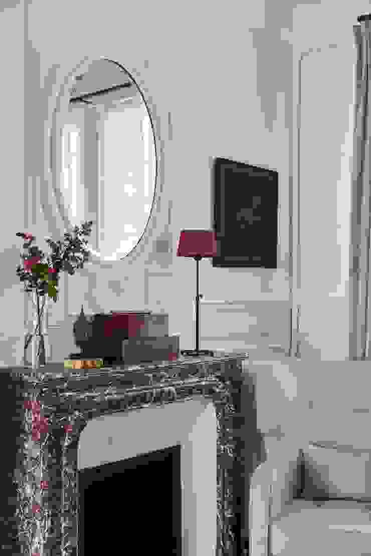 Lichelle Silvestry Interiors Ruang Studi/Kantor Modern