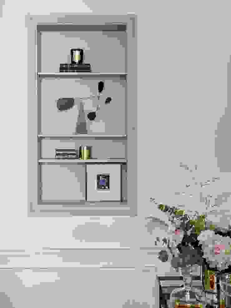 Lichelle Silvestry Interiors Ruang Makan Modern