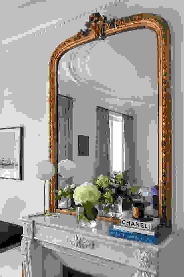 Lichelle Silvestry Interiors Ruang Keluarga Modern